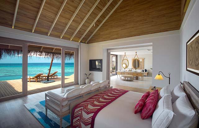 Ocean Residence - Bedroom