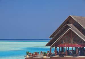 Anantara Dhigu Maldives - Fuddan Dining
