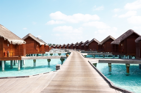 Anantara Dhigu Maldives - Over Water Suites