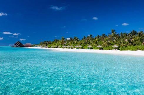 Anantara Dhigu Maldives - Sunset Beach