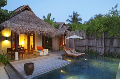 Anantara Dhigu Maldives - Anantara Two Bedroom Pool Villa