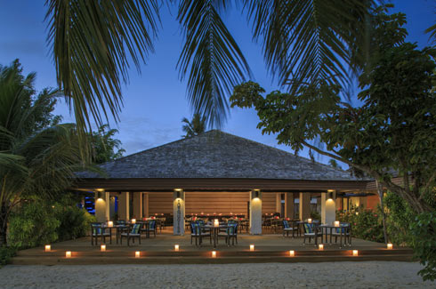 Dining at Turquoise