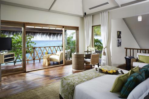 Nirvana Suite Bedroom