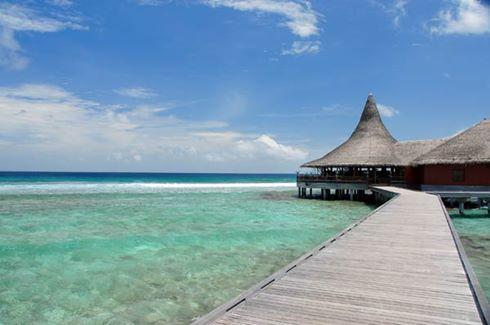 Anantara Veli Maldives - Baan Huraa Thai Restaurant