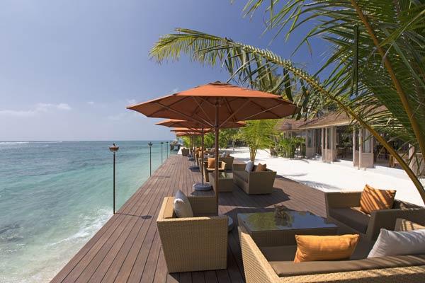 Anantara Veli Maldives - Degrees restaurant