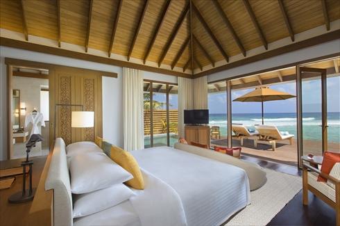 Anantara Veli Maldives - Ocean Pool Bungalow