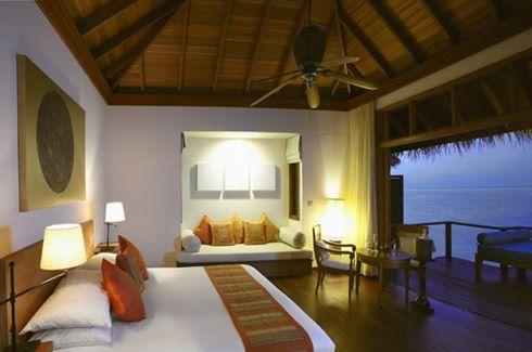 Anantara Veli Maldives - Over Water Bungalow