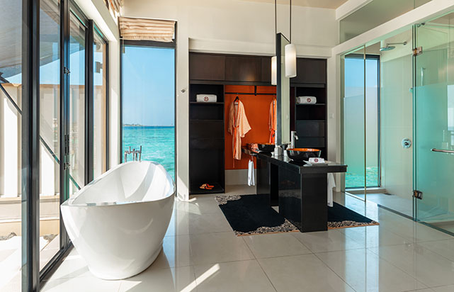 In Ocean - Bathroom