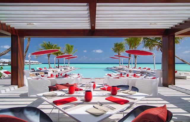 Beachrouge Deck