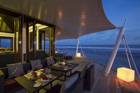 Evening Dining Area