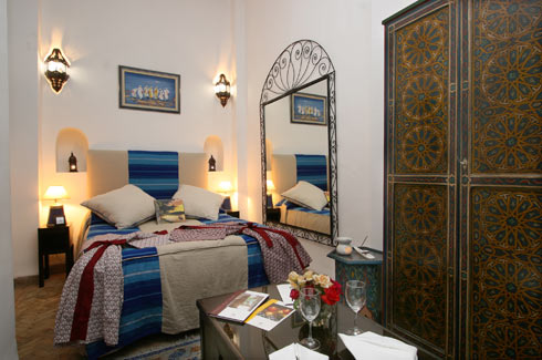 Riad Blanc Bedroom