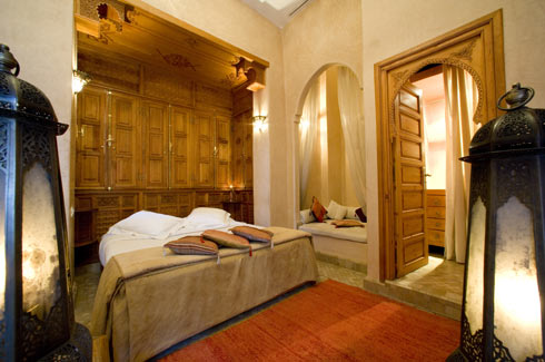 Riad Lydines Deluxe Suite