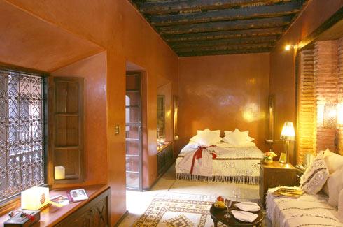 Riad Tiwalines Tirdouine Bedroom