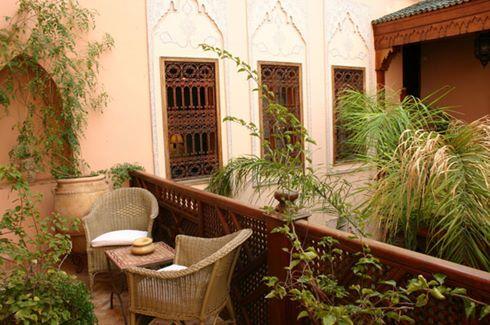 Patio Dalila Terrace