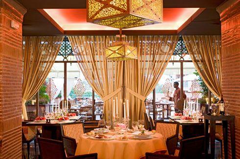 L Orangerie Restaurant