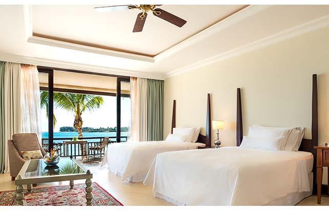 Beachfront Deluxe - Twin Room