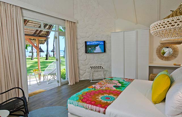 Beach Pavilion - Bedroom