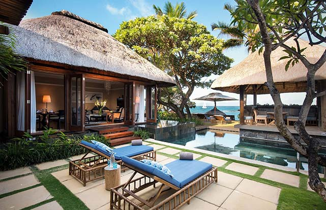 Beach Villa - Outdoor