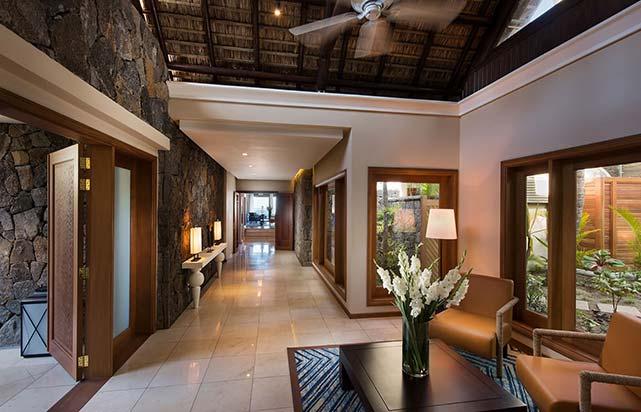 Presidential Suite Corridor