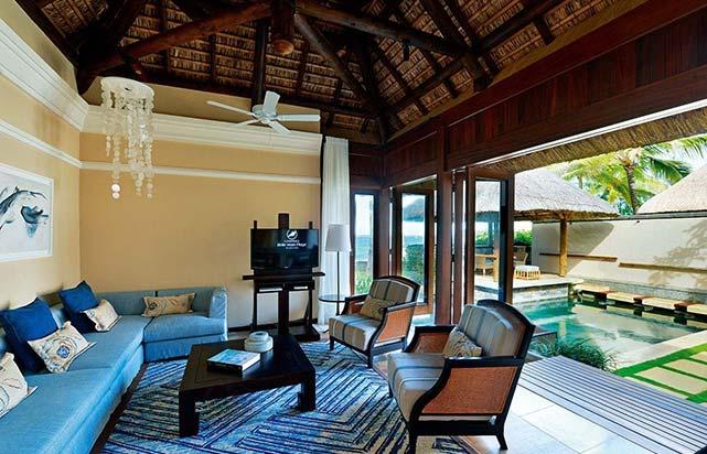 Villa - Lounge
