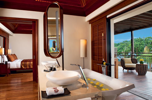 Imperial Villa Bathroom