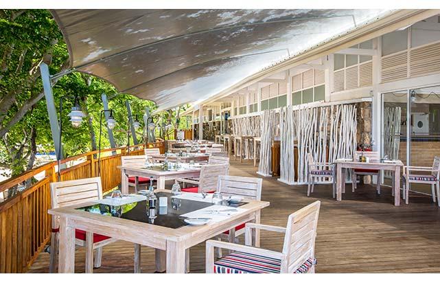 Ocean One Beach Club & Restaurant
