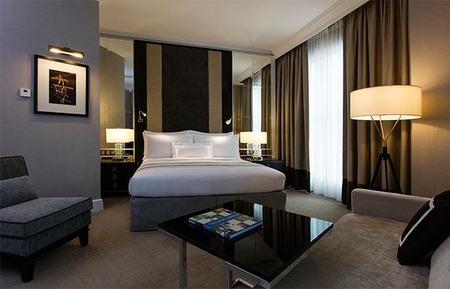 Deluxe Room (Hotel Wing)