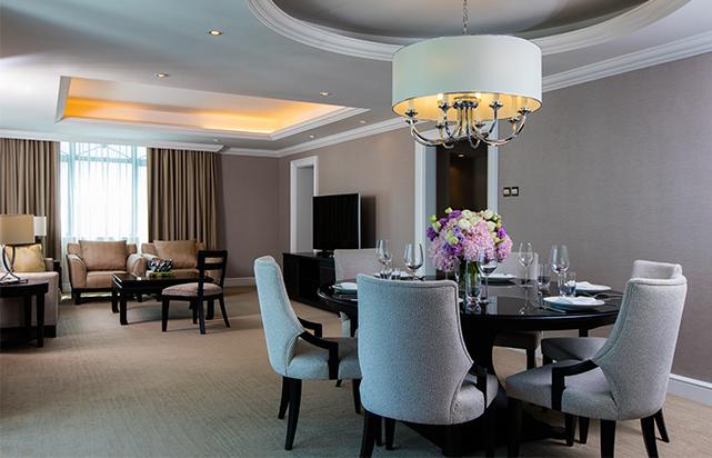 One Bedroom Suite (Hotel Wing)