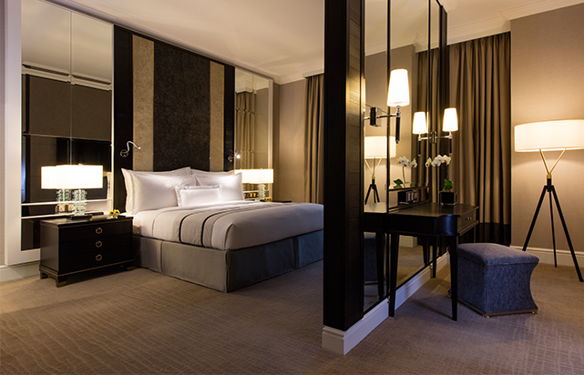 One Bedroom Suite Room (Hotel Wing)