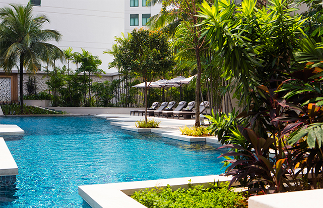 Spa Village Kuala Lumpur Pool