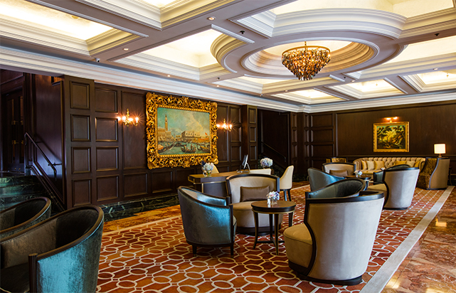 The Club Lounge Reception