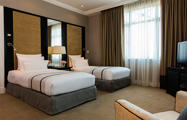 Twin Room (Suite Wing)