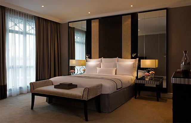 Two Bedroom Suite Master Bedroom (Suite Wing)