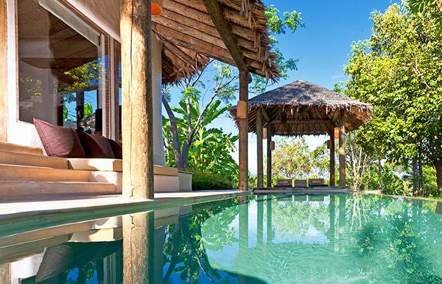 Tropical Pool Villa