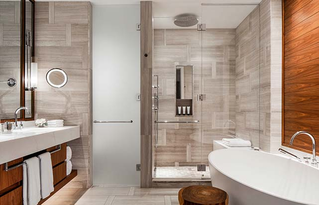Garden Room - Bathroom