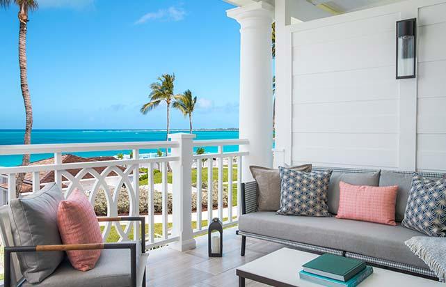 Ocean Room - Balcony