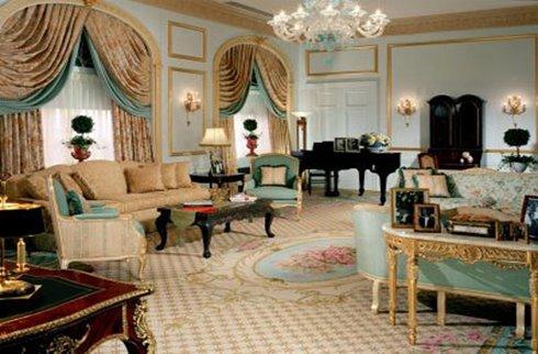 Royal Suite Parlour