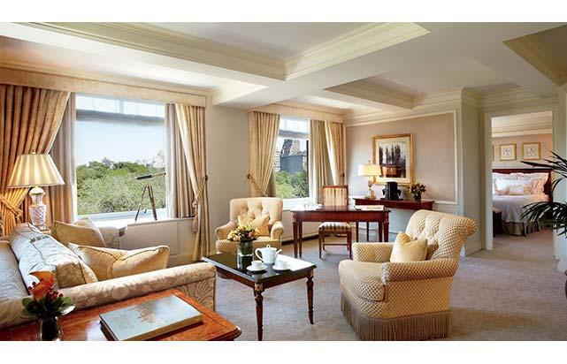 Park View Suite - Living
