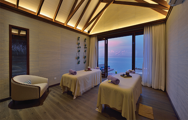 Elena Spa Treatment Room