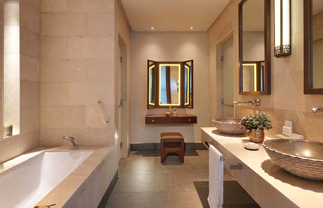 Premier Canyon View Bathroom