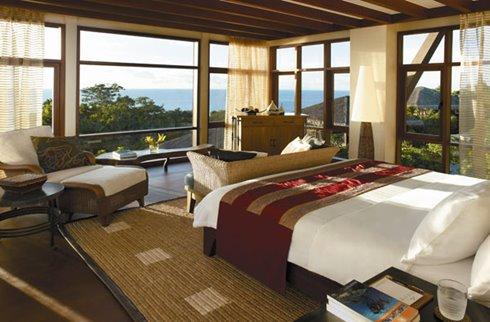 Treetop Villa Bedroom