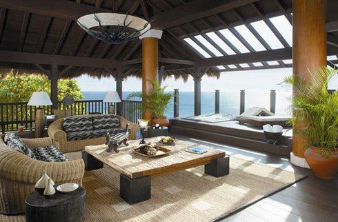 Treetop Villa Deck