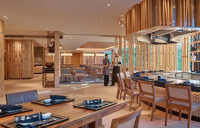 Inagiku Restaurant