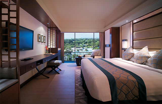 Main Wing Deluxe Sea View Room