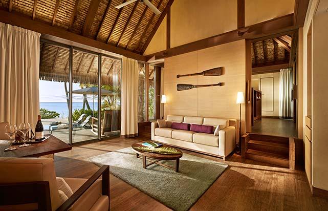 One Bedroom Villa-Living
