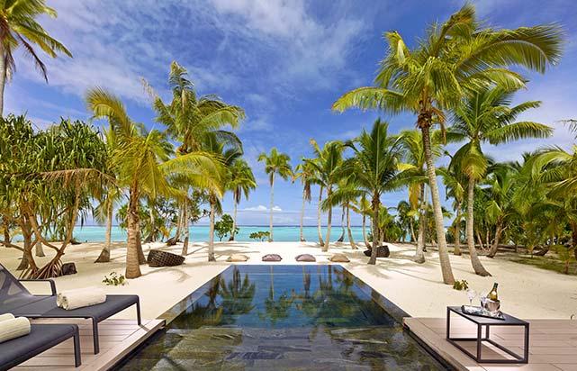 Three Bedroom Villa - Pool