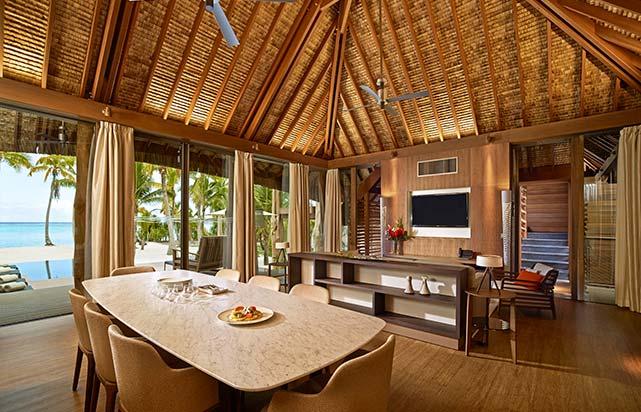 Three Bedroom Villa - Living