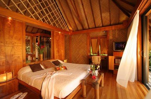 Garden Bungalow Bedroom