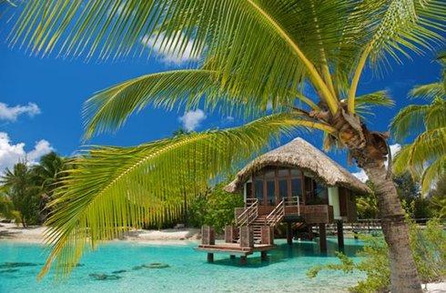 Le Meridien Bora Bora - Chapel