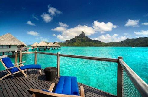 Le Meridien Bora Bora - Premium Villa